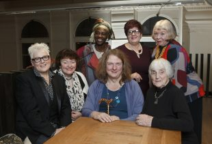 Horse MacDonald, Joyce McMillan, Rosina Bosina, Remzije Sherifi, Sam Ainsley, Jo Clifford, Myrtle Simpson - Outstanding Women of Scotland Inductees 2017