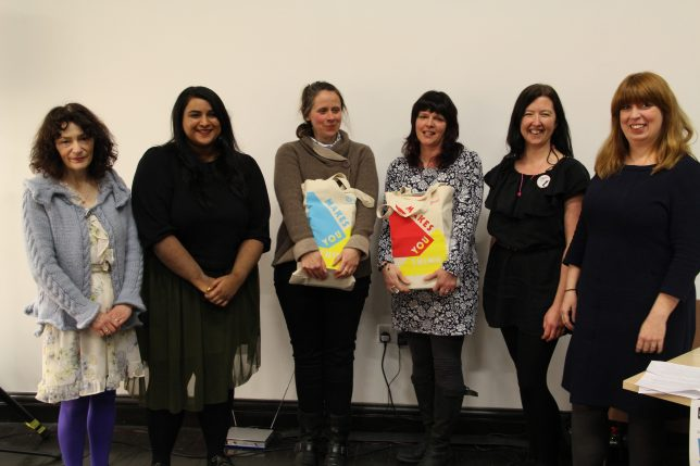 Bold Types 2017: Our Winners and Judges! Credit: GWL