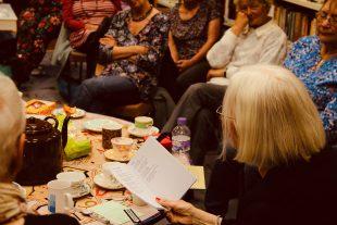 Story Cafe: Women, Environment, Adventure
