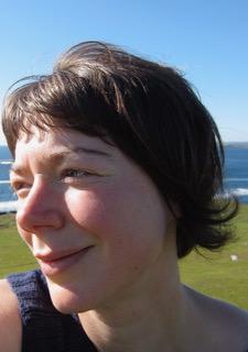 Jen Hadfield Portrait. Credit: Jen Hadfield