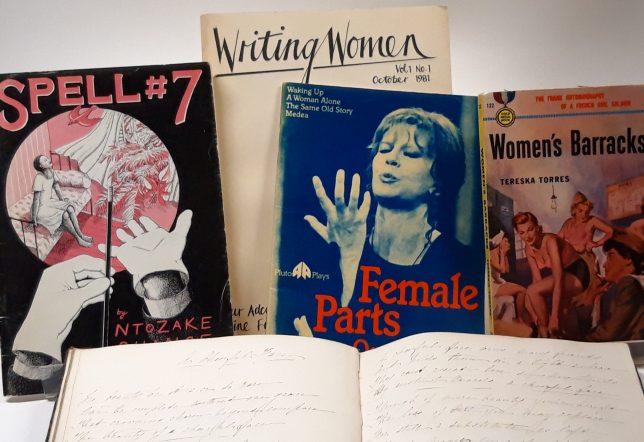 Women's Words Exhibition. Credit: GWL