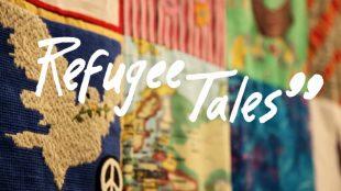 Refugee Tales logo