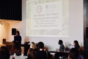 Our Space, Our Place: Creating Ecofeminism