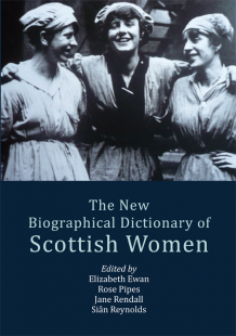 The New Biographical Dictionary of Scottish Women Book Cover