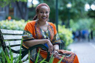 Dr Ebony Elizabeth Thomas. Credit: Stuart Goldenberg
