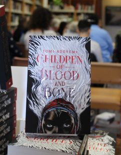 Children of Blood and Bone by Tomi Adeyemi. Credit: GWL
