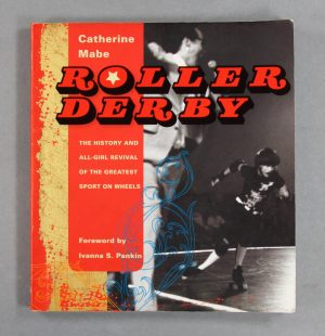 Roller Derby by Catherine Mabe, cover
