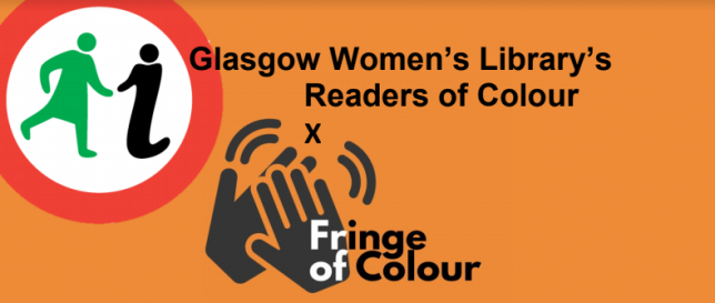 Readers of Colour x Fringe of Colour