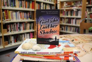 The Girl Who Lost Her Shadow. Credit: Emily Ilett