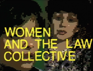 Still from Who Takes The Rap - Lai Ngan Walsh with Women & The Law Collective, 1986, Courtesy of the filmmakers and Cinenova