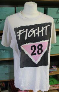 Fight 28 t-shirt