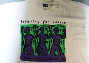 Fighting For Choice t-shirt