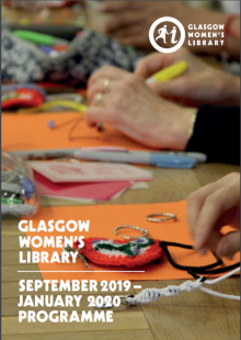 Programme cover of Autumn 2019