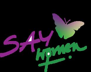 Say Women Logo