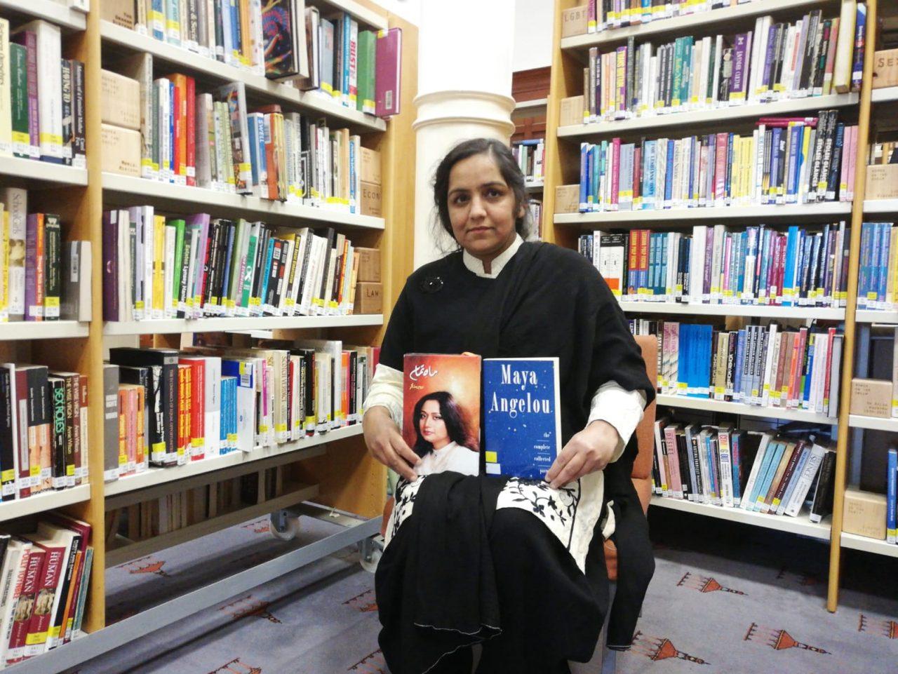 Urdu Poetry Story Cafe: GWL Volunter Saadia Pirzada