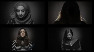 Young Muslim women share their thoughts about relationships. in Women Making Choices. Credit: University of Sheffield