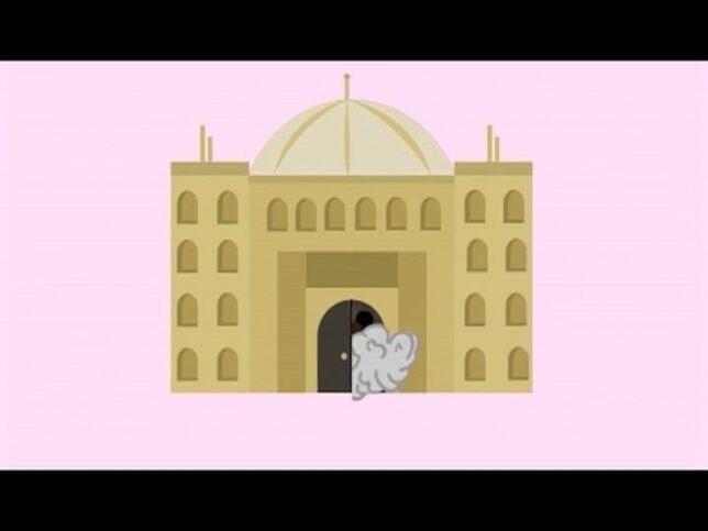 Doria Shafik (Vote 100 animation screenshot)