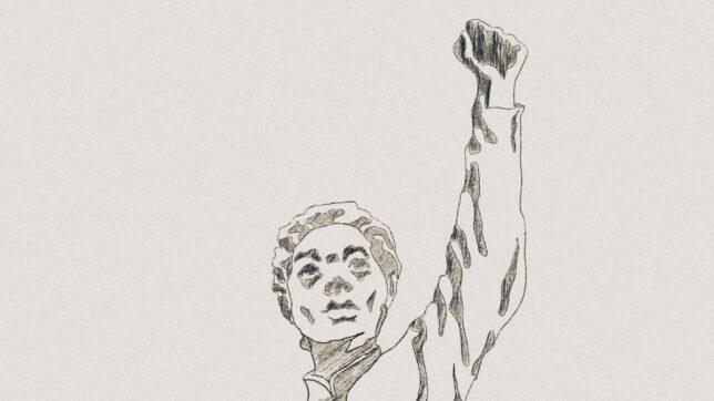 Qui Jin (Vote 100 animation screenshot)
