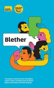 A book called Blether from the Scottish Book Trust
