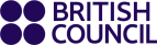 British Council logo (four circles arranged in a square, with the words 'Brititsh Council' over two lines beside them)