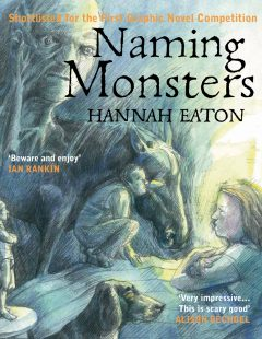 A graphic novel called Naming Monsters