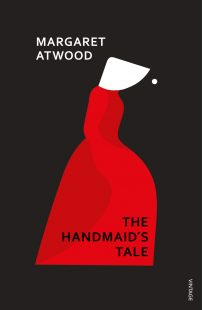 A book called The Handmaid's Tale