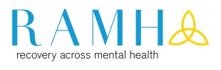 Recovery Across Mental Health logo