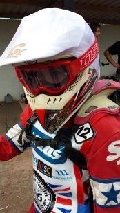 Female Speedway rider