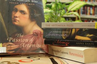 The Life and Art of Artemisia. Credit: GWL