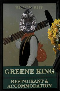 Greene King by Ingrid Pollard, for Seventeen of Sixty-Eight, BALTIC Artists Award 2019, BALTIC Centre for Contemporary Art, Newcastle