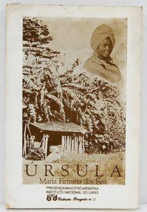 Cover image of Maria Firmina dos Reis' book Ursula