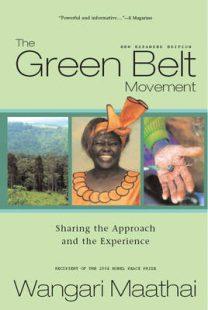 cover image of Wangari Maathai's book The Green Belt Movement