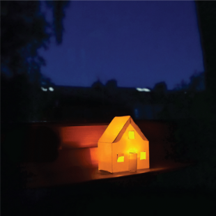 Lantern House. Credit: Distance Assemblage