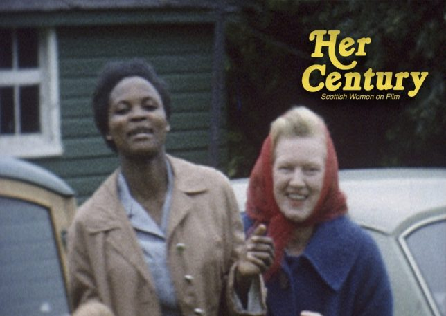 Her Century Film archive postcard
