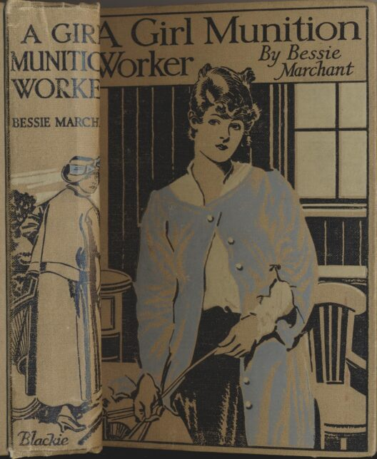 A Girl Munition Worker cover