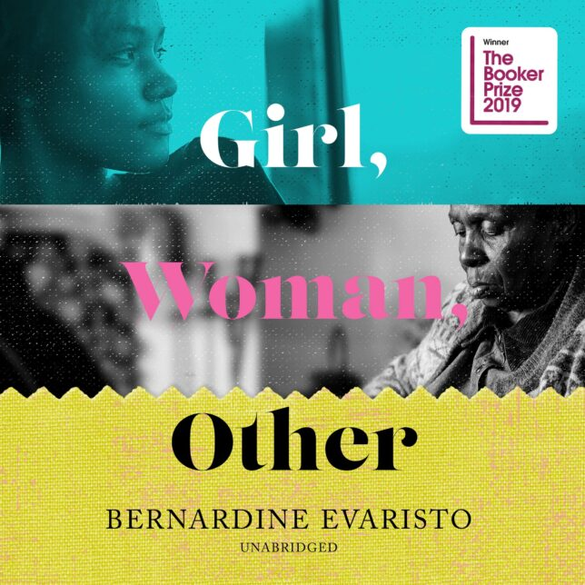 Girl, Woman, Other book cover
