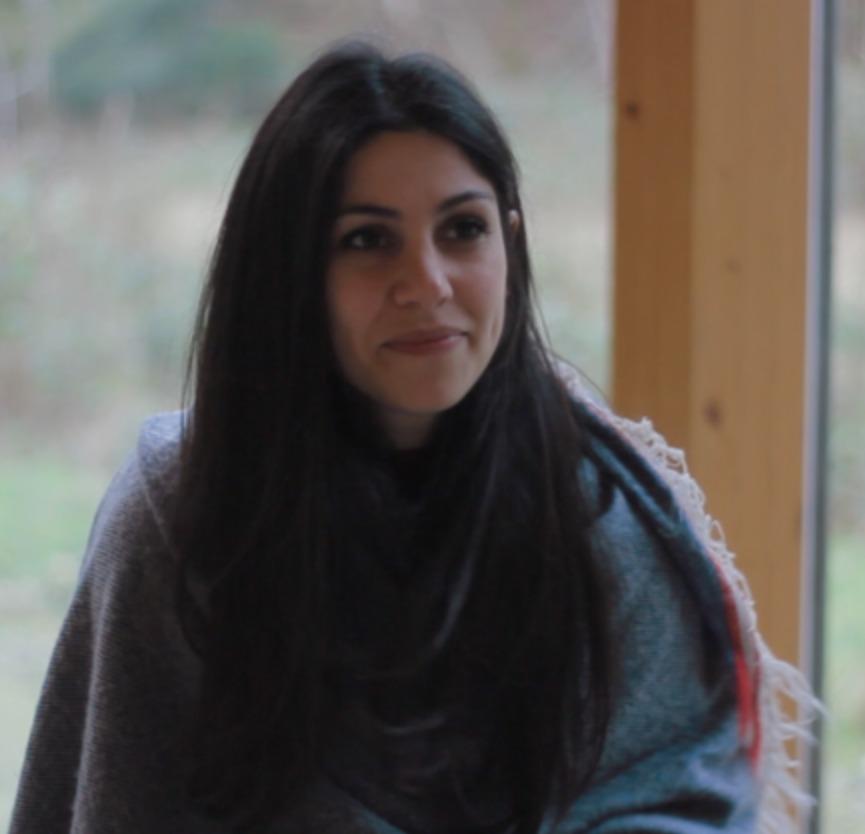 Portrait of Paria Goodarzi