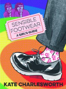 Sensible Footwear cover. Credit: Kate Charlesworth