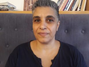 Mizrahi queer Feminist Jewish scholar, Dr Yali Hashash.