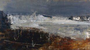 January Flow Tide (1961) by Joan Eardley, EU0070 © University of Edinburgh Art Collection/Estate of Joan Eardley